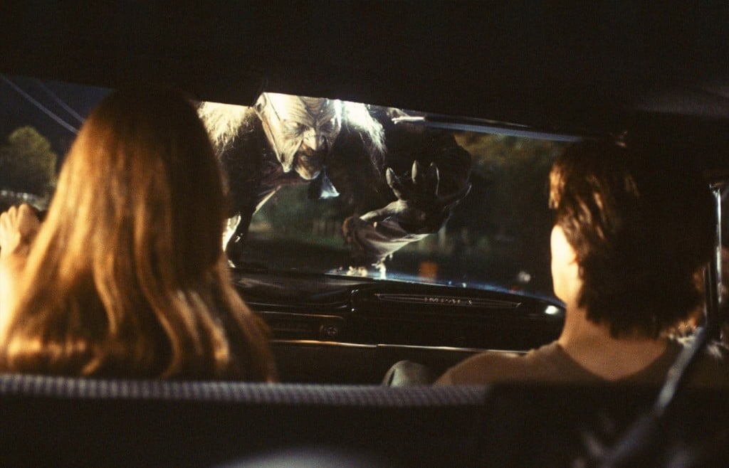 jeepers creepers car monster