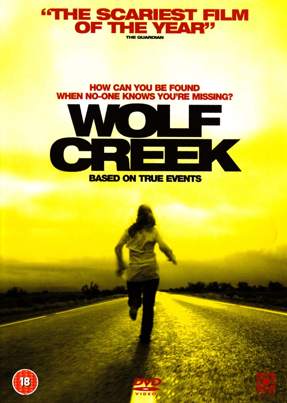 wolf creek 2005 poster 1