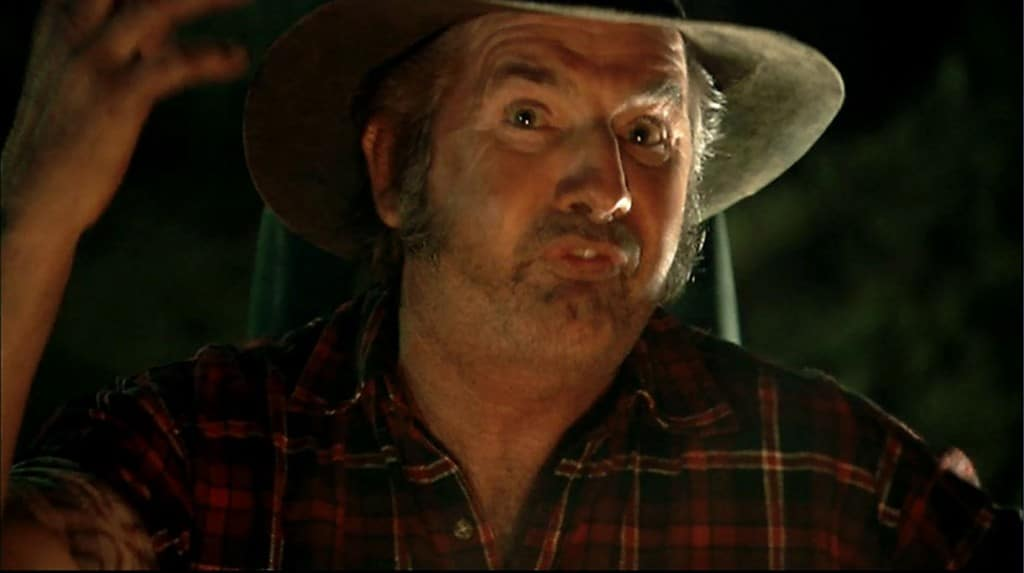 wolf creek John Jarratt