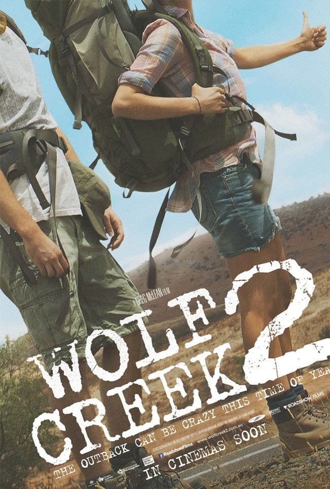 wolf creek 2013 poster 2