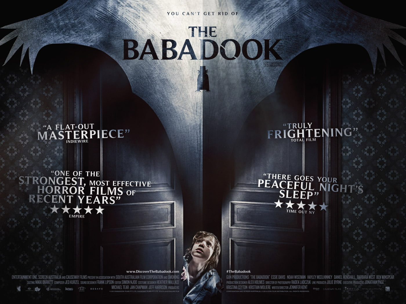 babadook 2014 poster