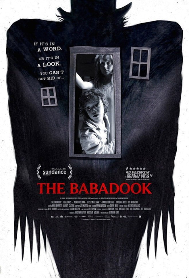 babadook poster new