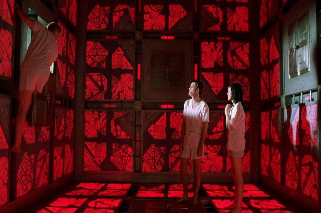 cube 1997 κριτική