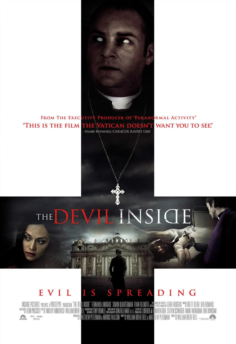 devil inside review