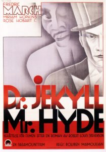 dr jekyll mr hyde poster 2