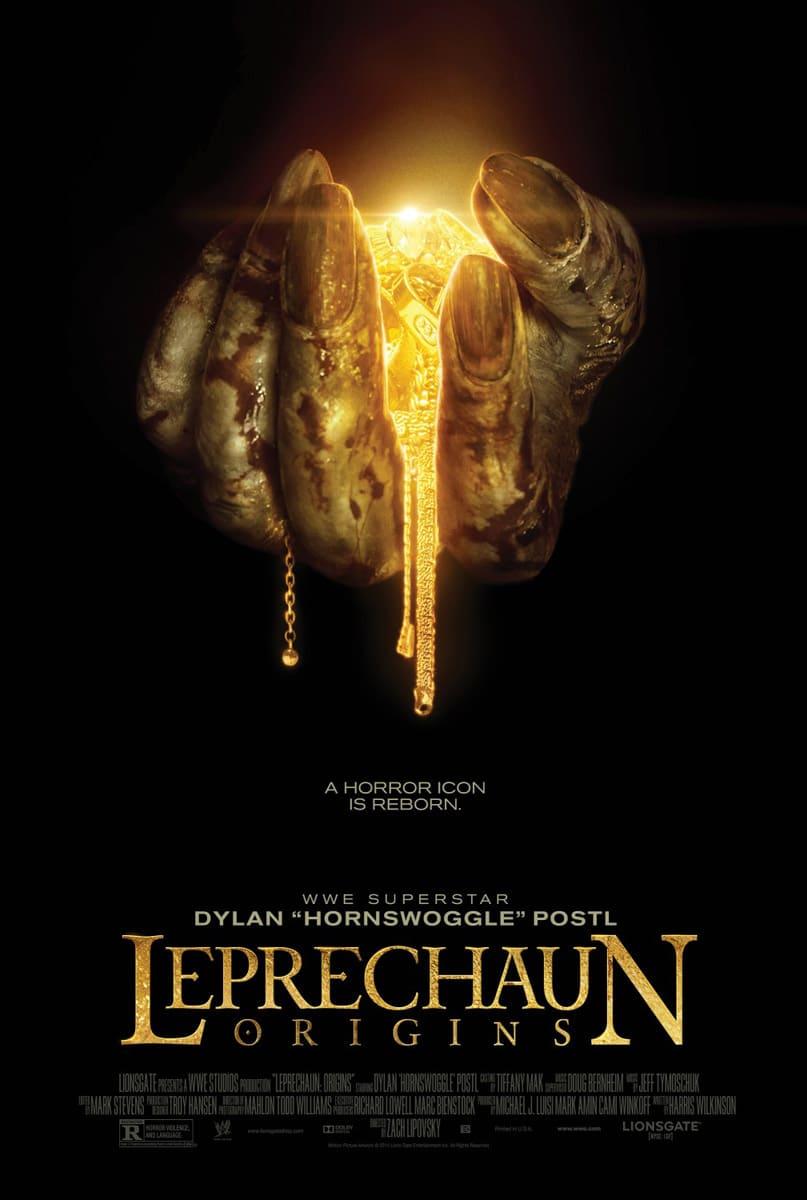 leprechaun origins 2014 poster