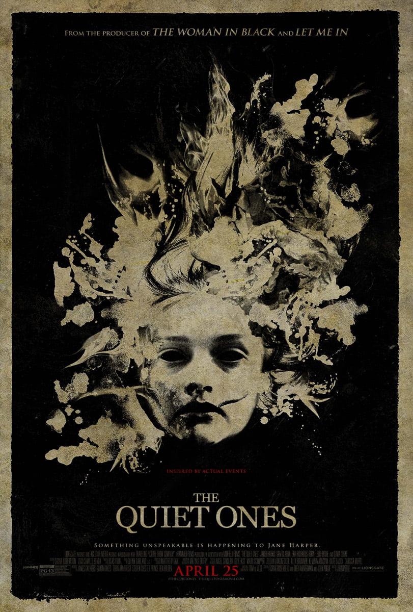 quiet ones 2014 poster 4