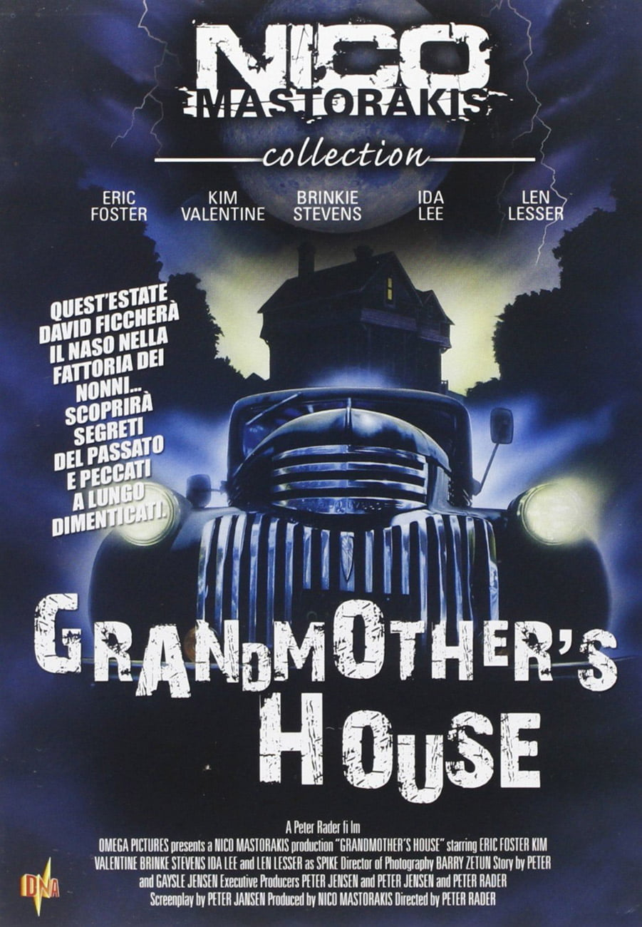 grandmothers house poster 1