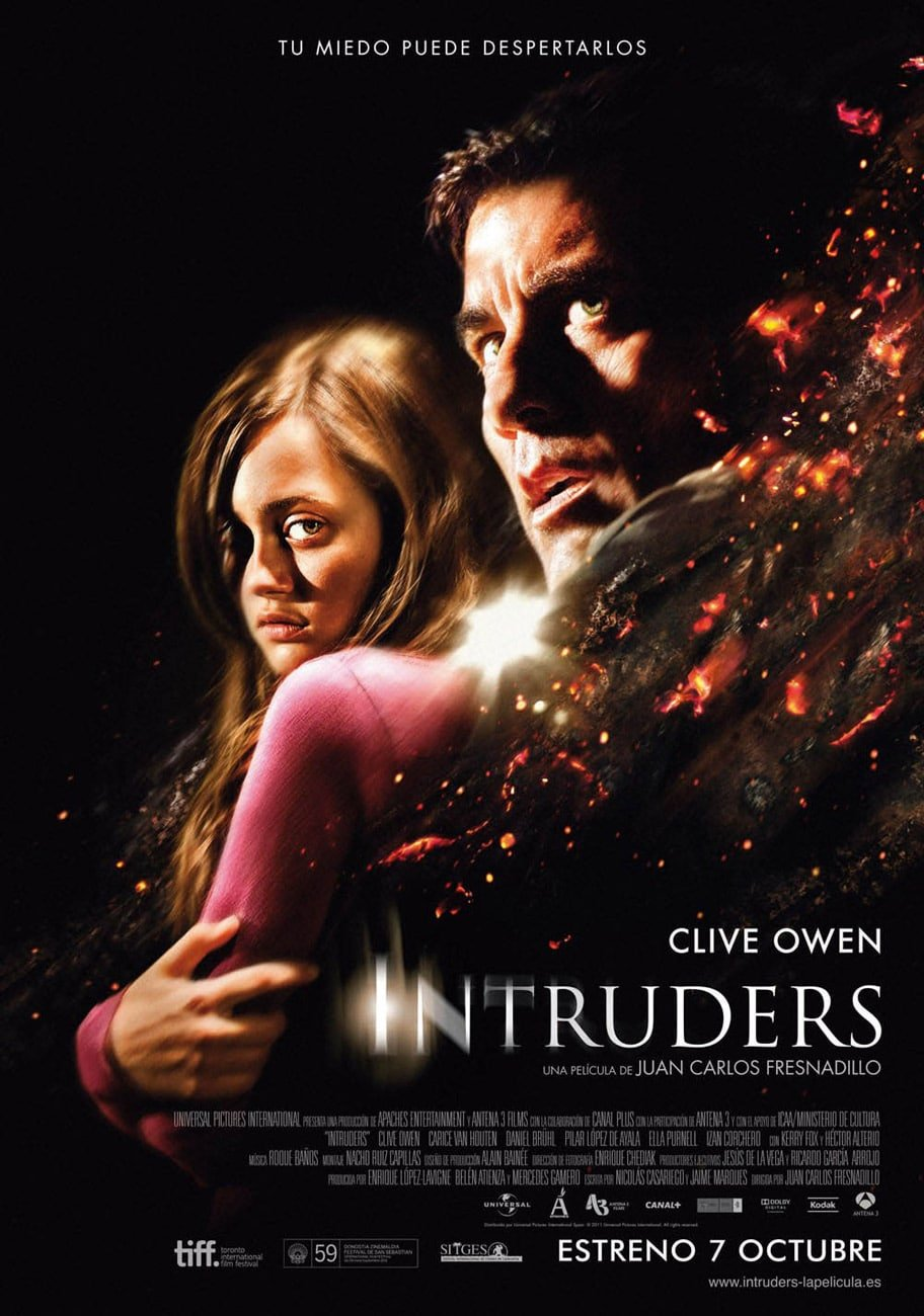 intruders 2011 poster 1