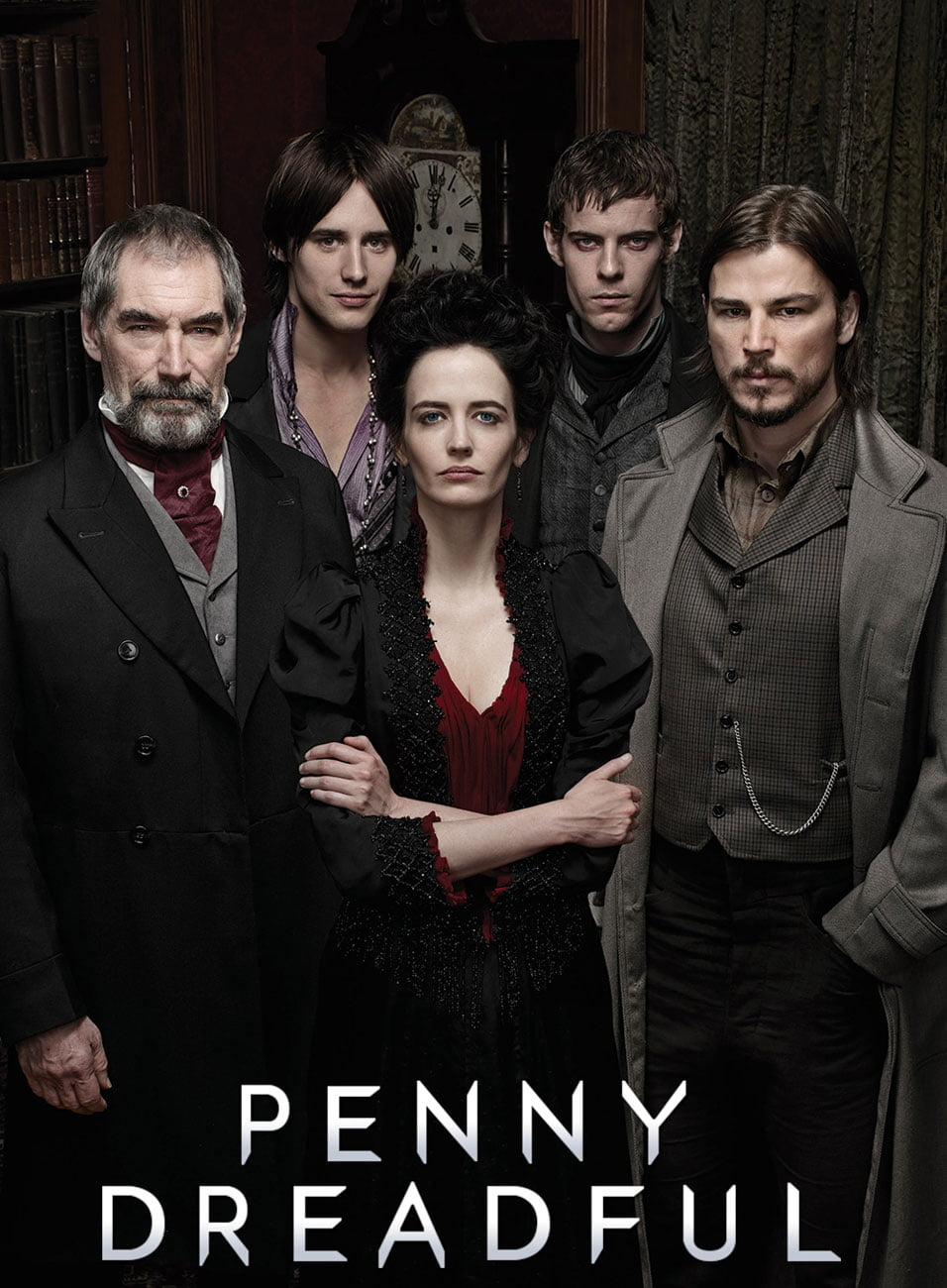 penny dreadful poster 3
