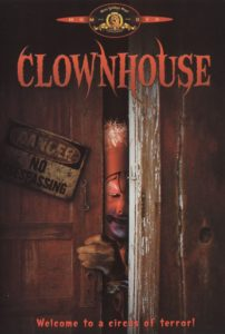 clownhouse 1989 poster 1