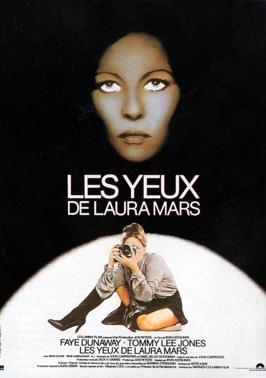 eyes of laura mars 1978 poster