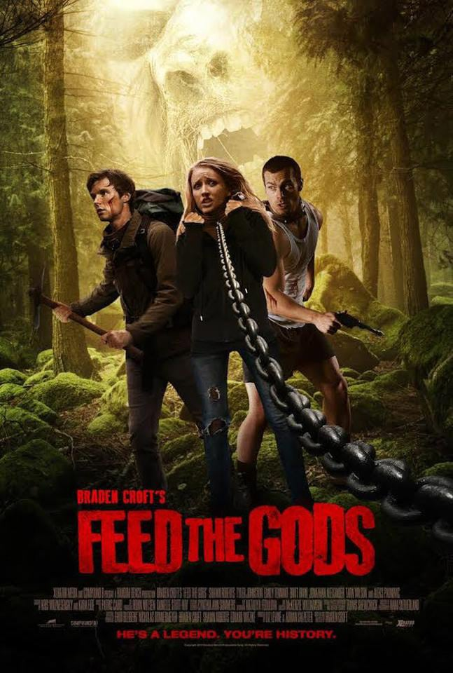 feed the gods poster