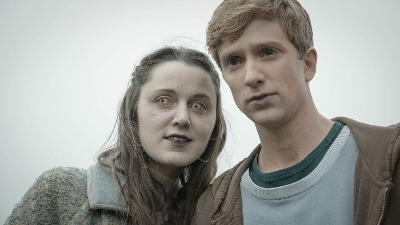 in the flesh tv series