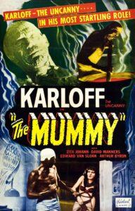 mummy poster