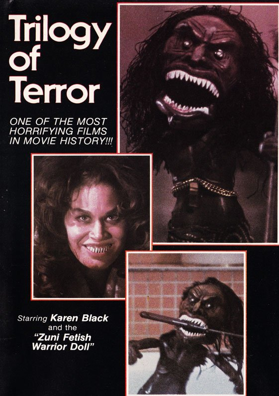 trilogy of terror 1975