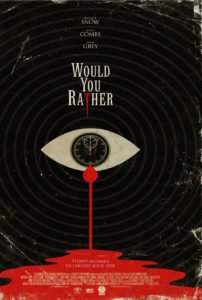would you rather 2012 poster 4