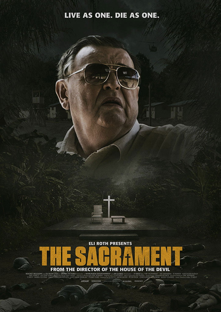 the sacrament review