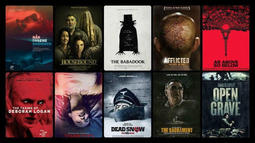 καλύτερες ταινίες τρόμου του 2014