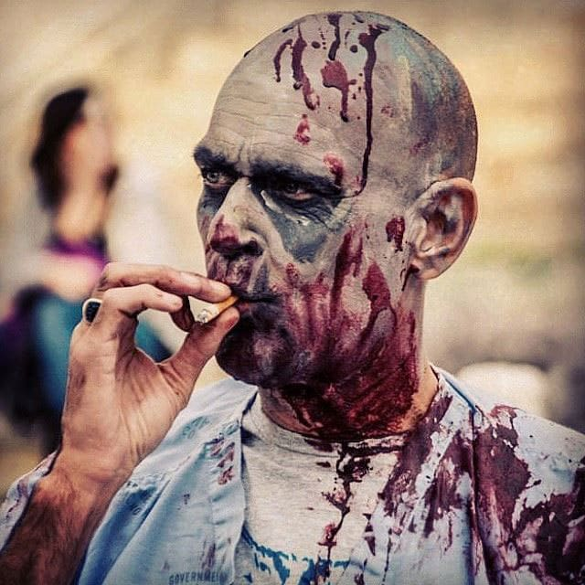 zombie thriller party 3