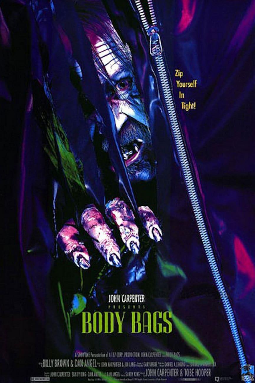 body bags dvd