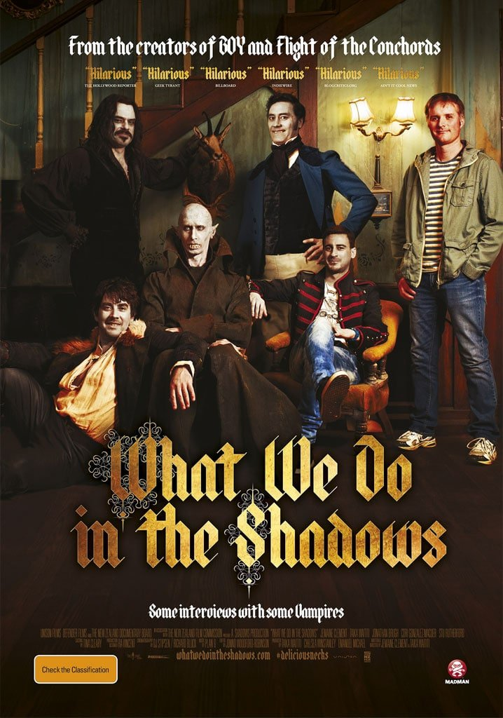 shadows review