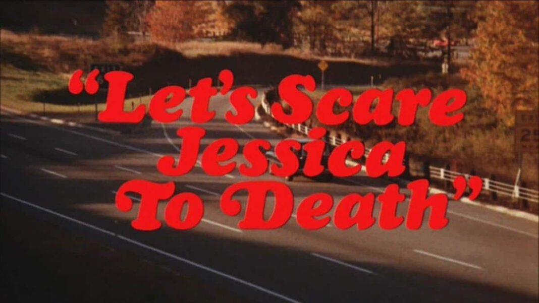 Lets Scare Jessica Death
