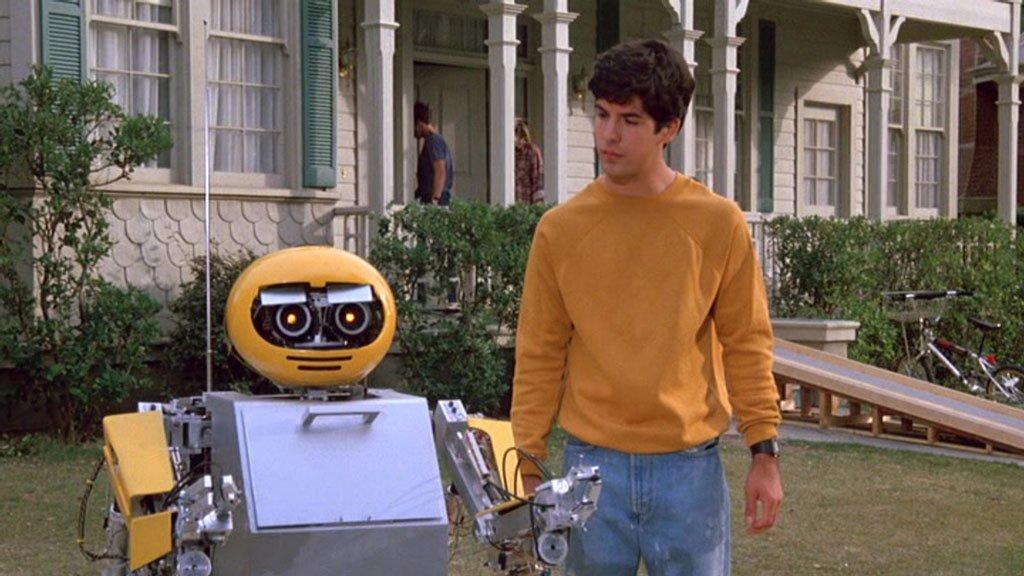 b robot
