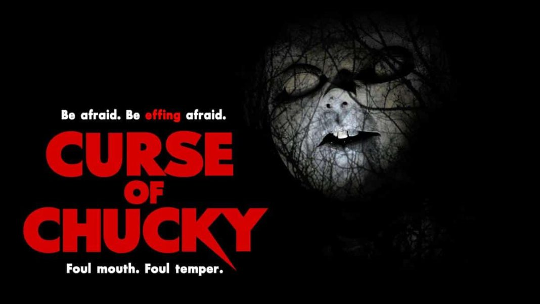 curse chucky