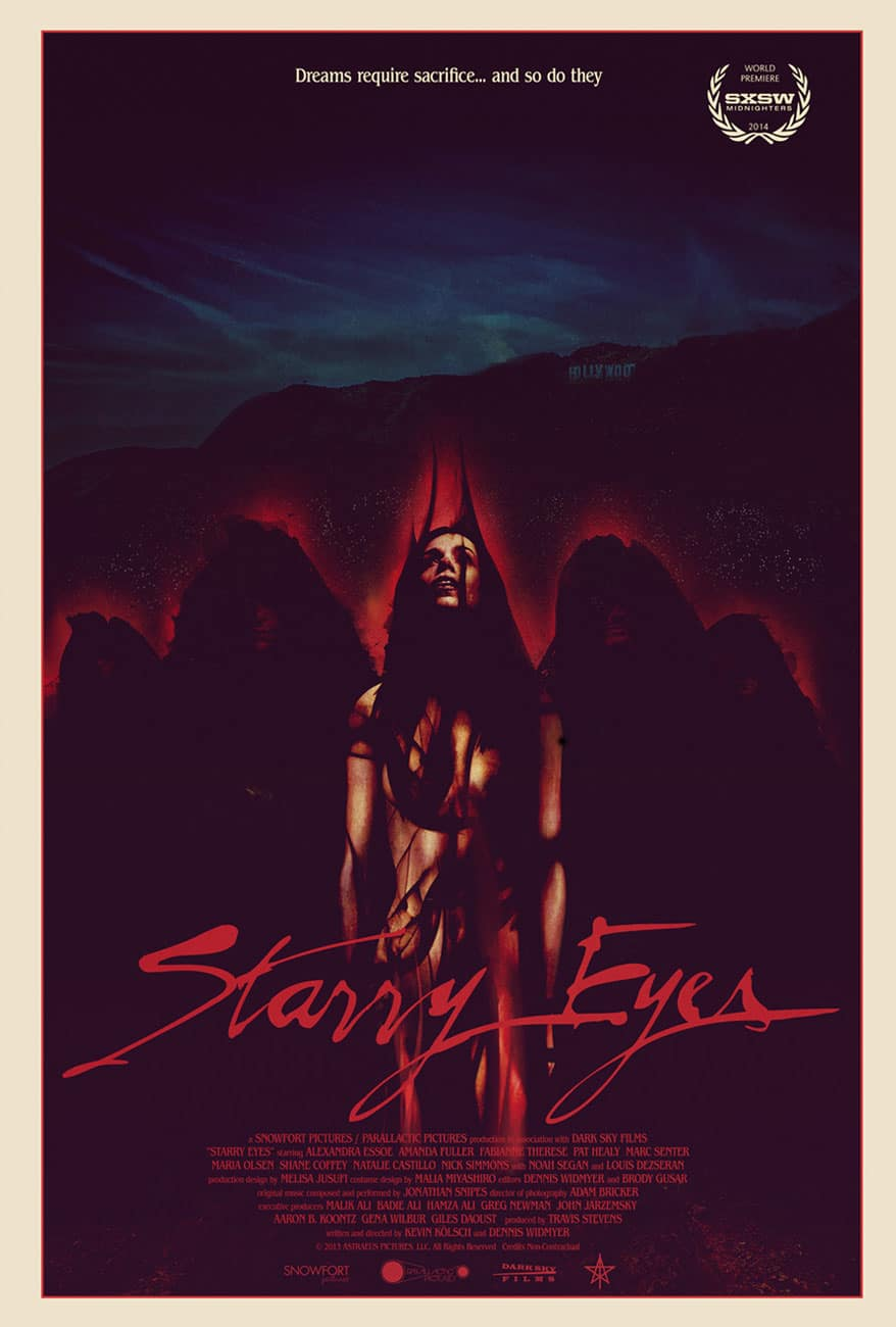 starry eyes official poster