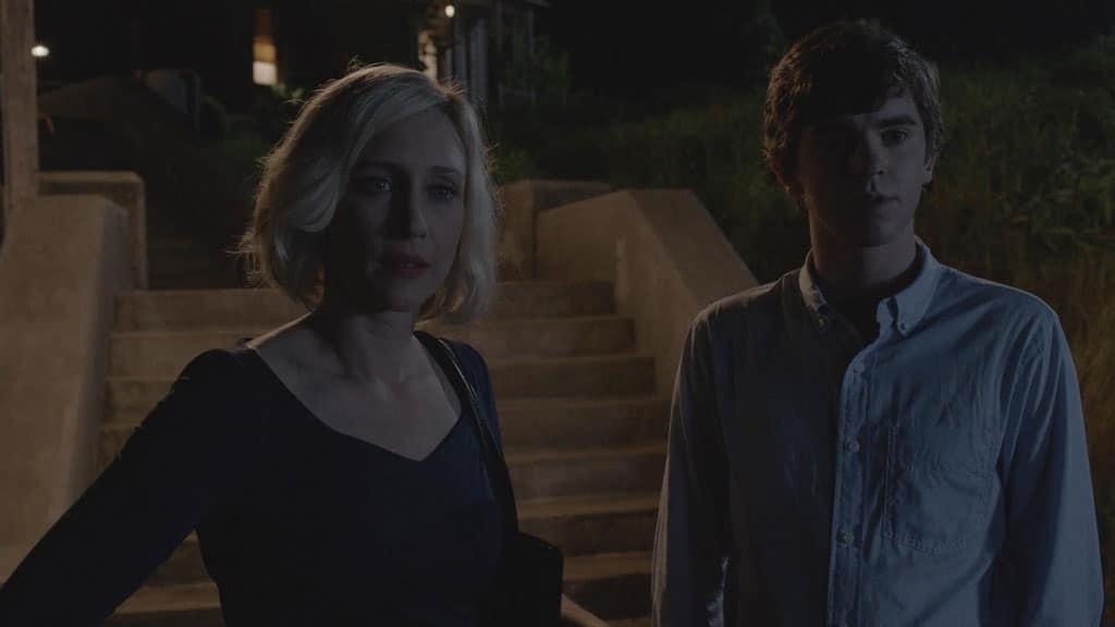 Bates Motel Season 2 Screen