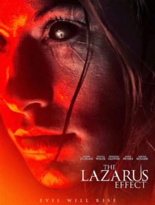 lazarus effect poster