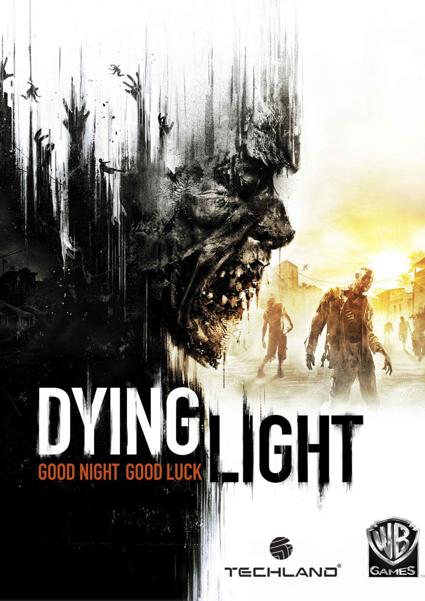 Dying Light Poster
