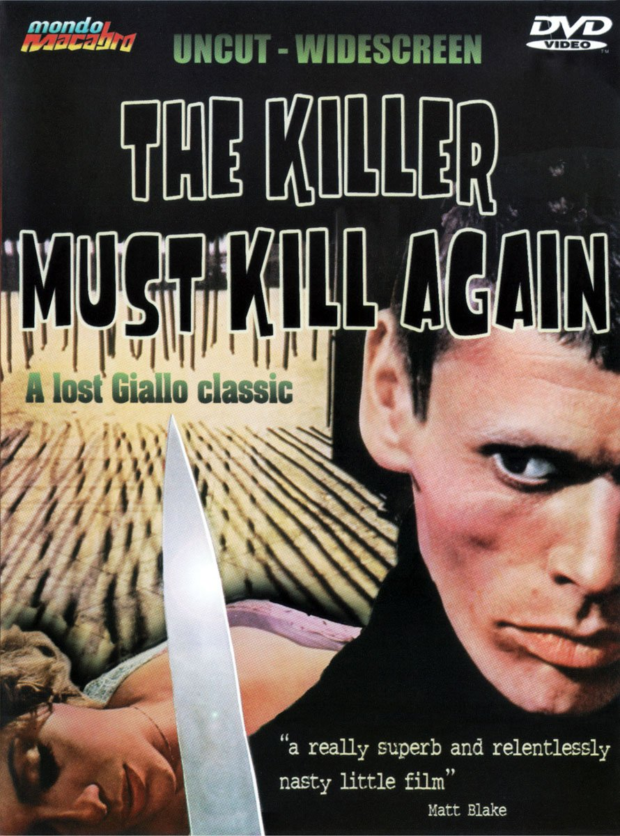 killer must kill again