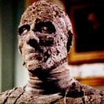 christopher lee mummy