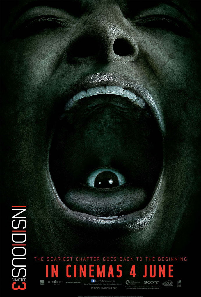 insidious chapter 3 review