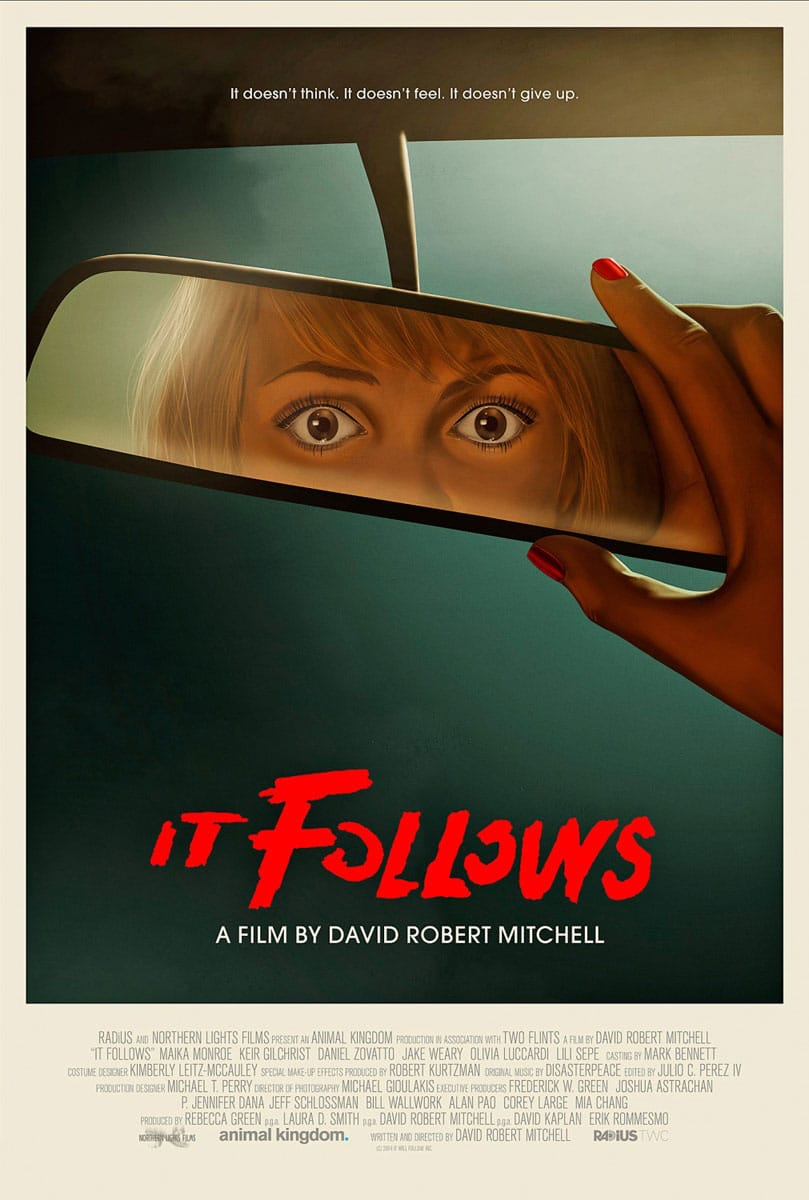 it follows poster old