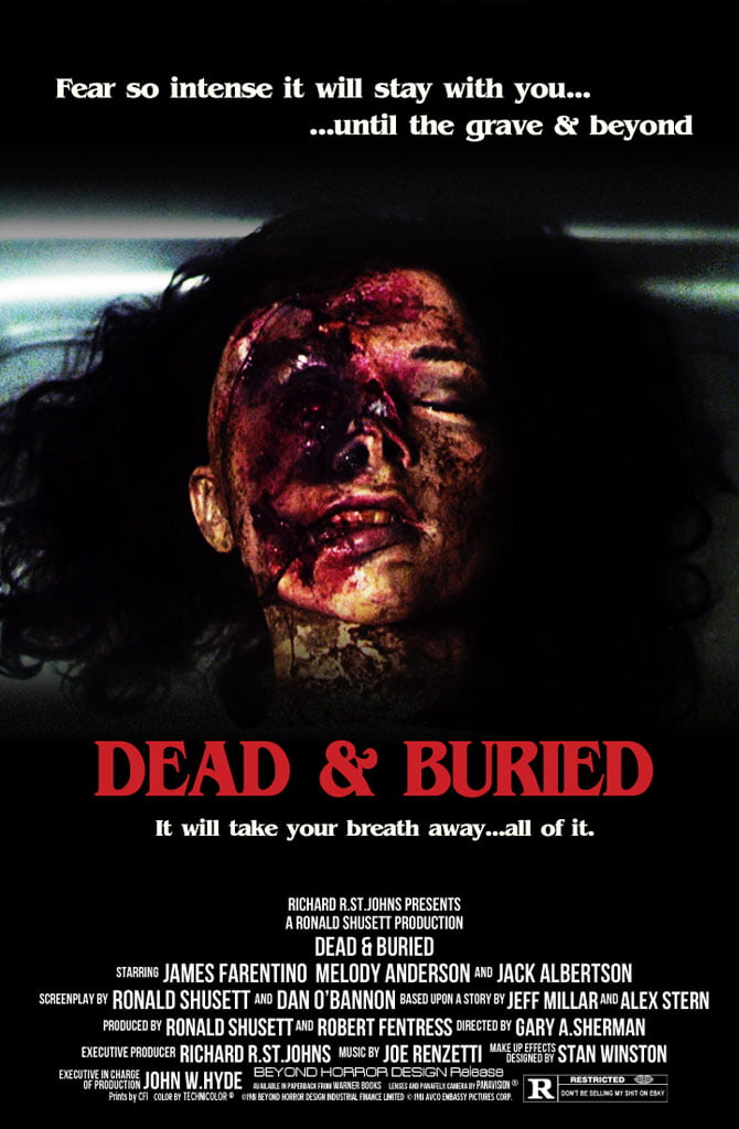 dead buried review
