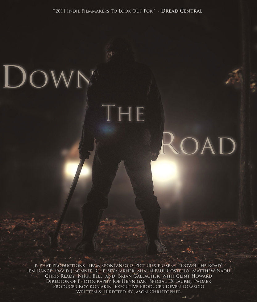 down road film