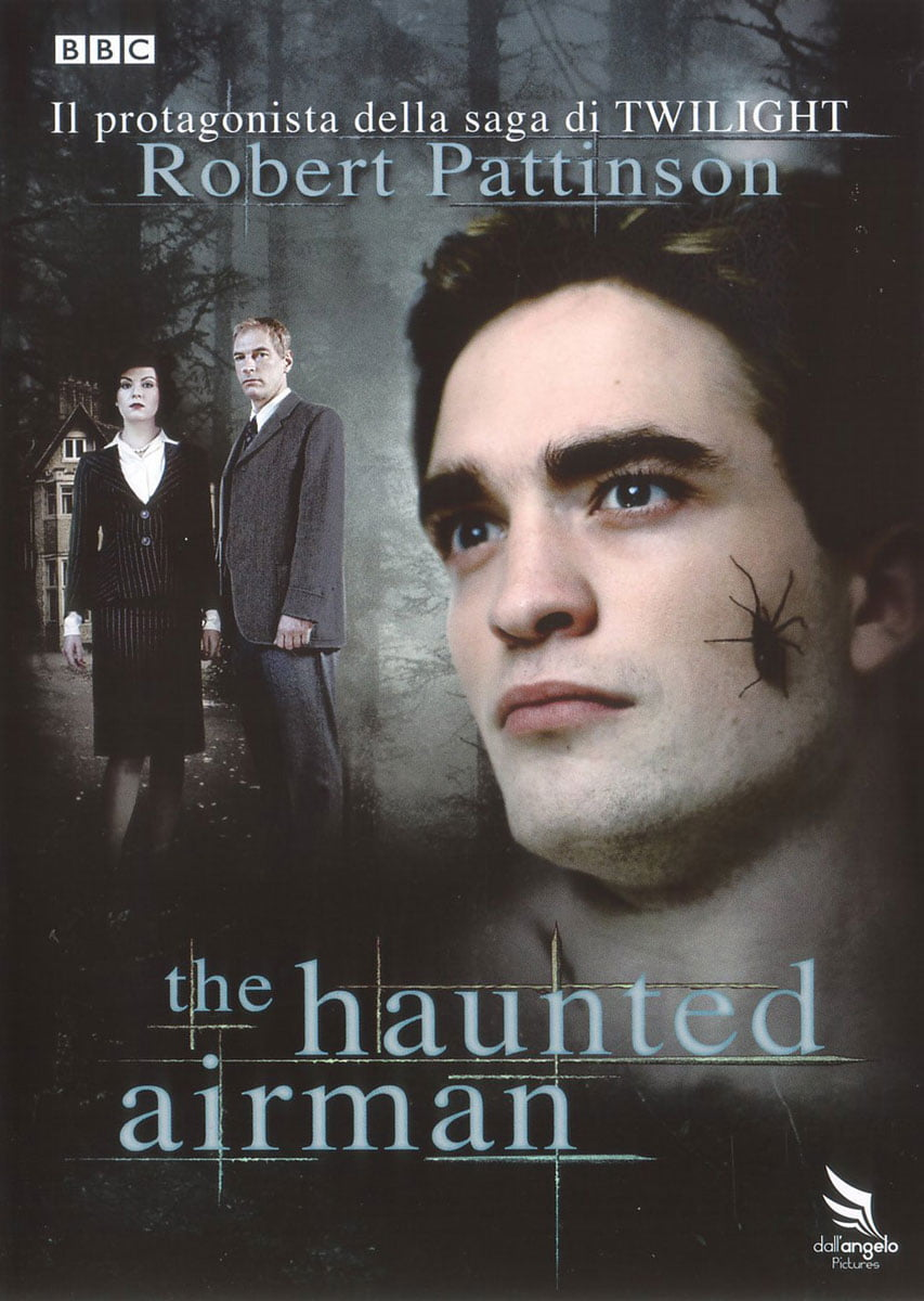 haunted airman dvd