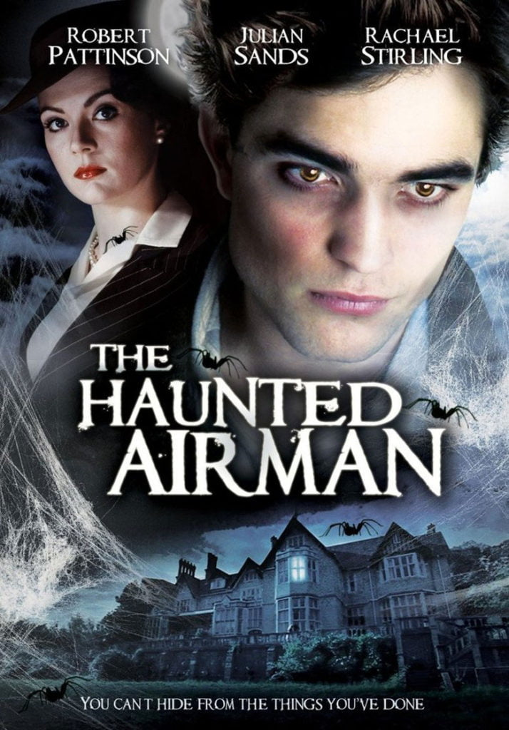 haunted airman poster