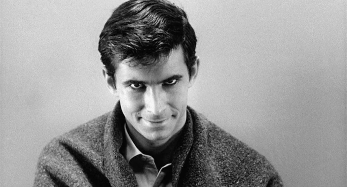 Ψυχώ anthony perkins