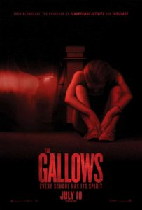 gallows poster