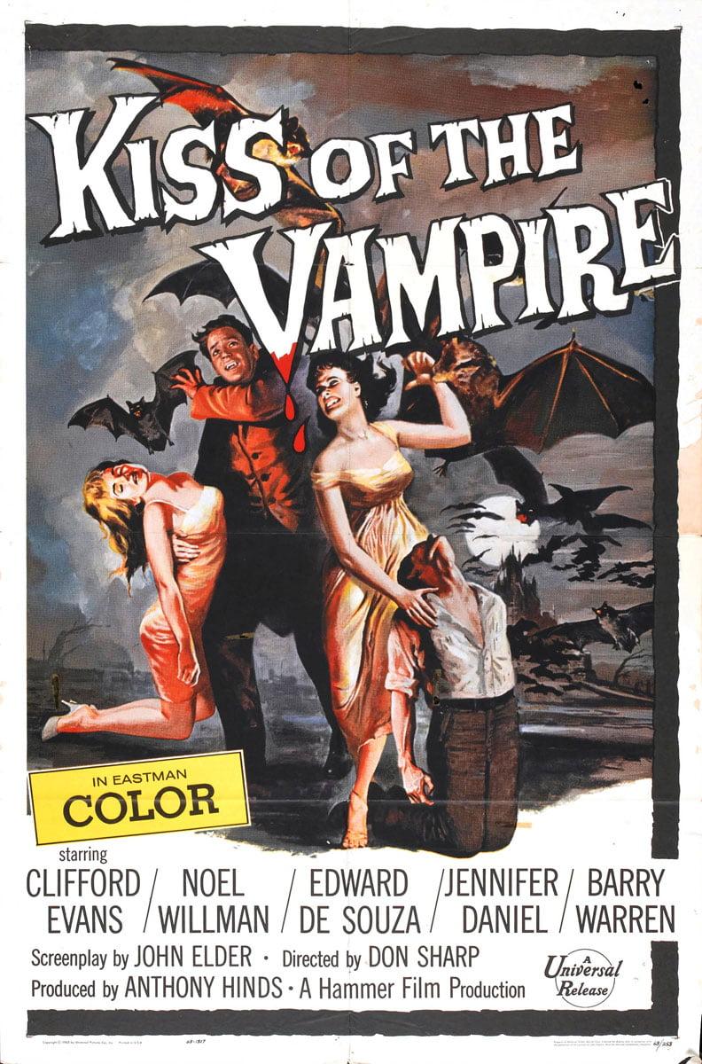 kiss vampires