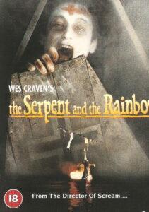 serpent rainbow dvd