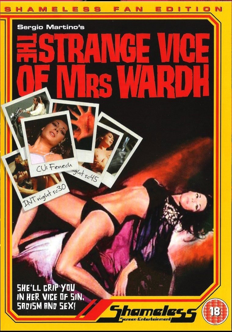 strange vice mrs wardh 1971