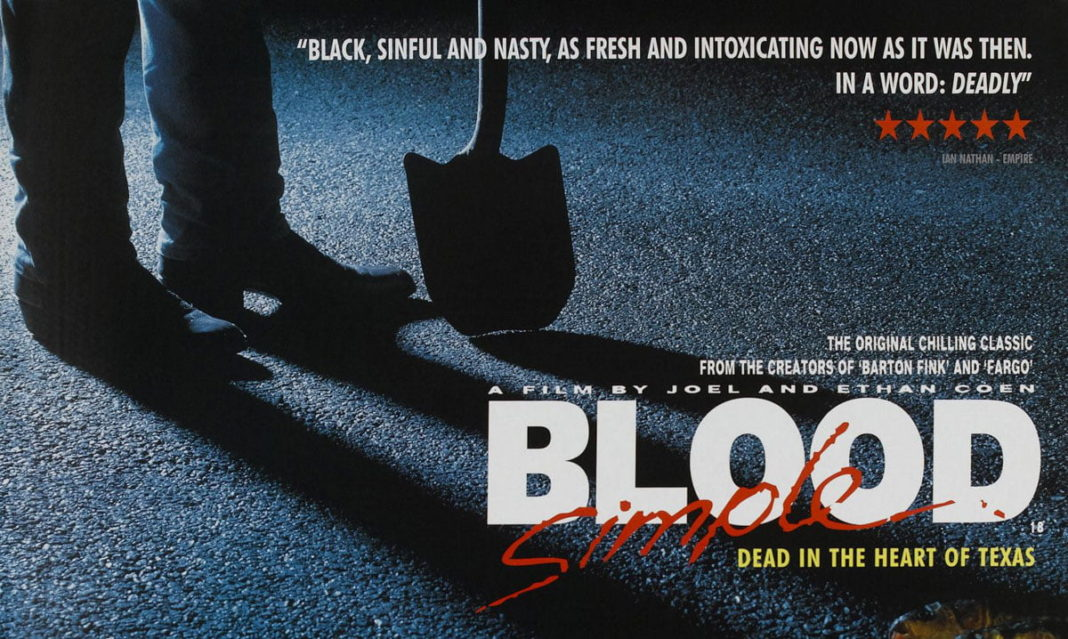 blood simple 1984