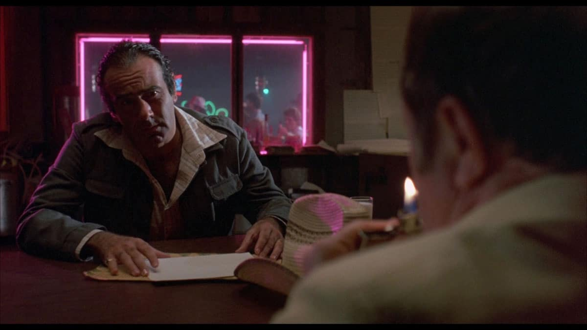 blood simple man