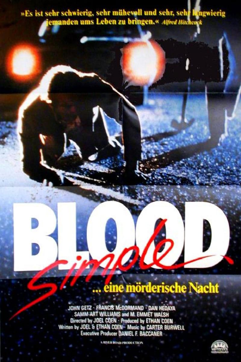 blood simple poster 2