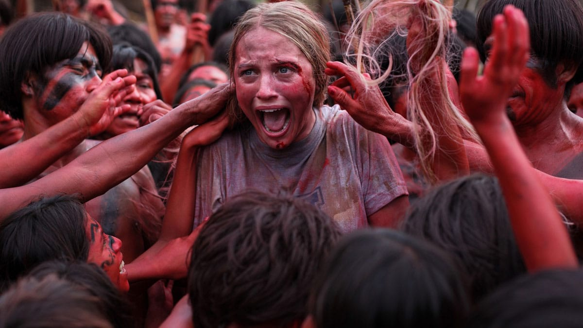 green inferno gore